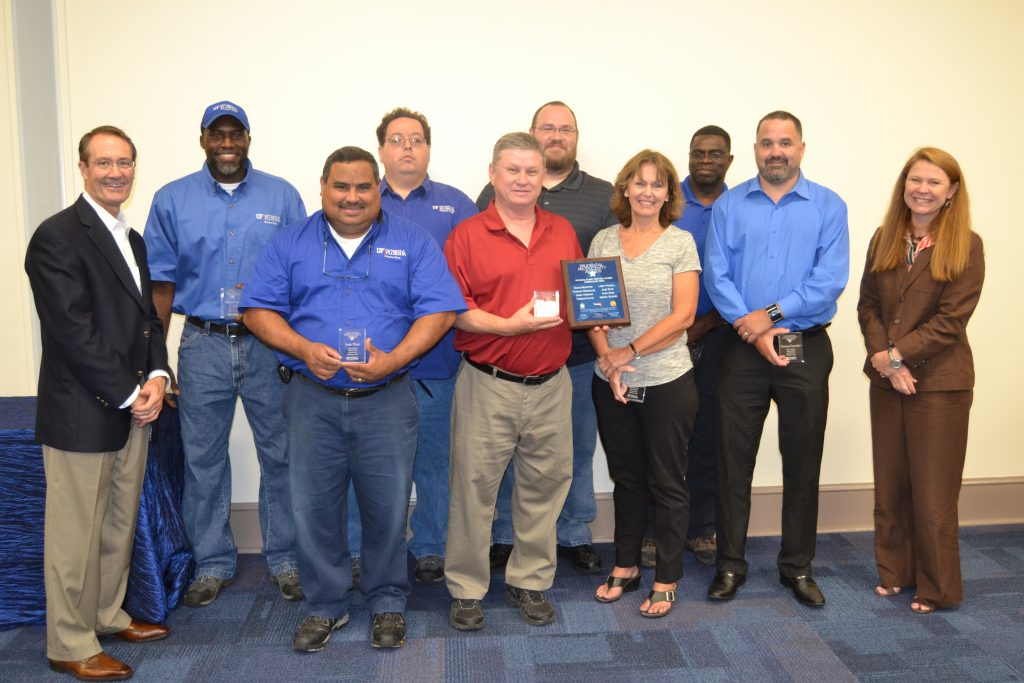 Prudential productivity award winners