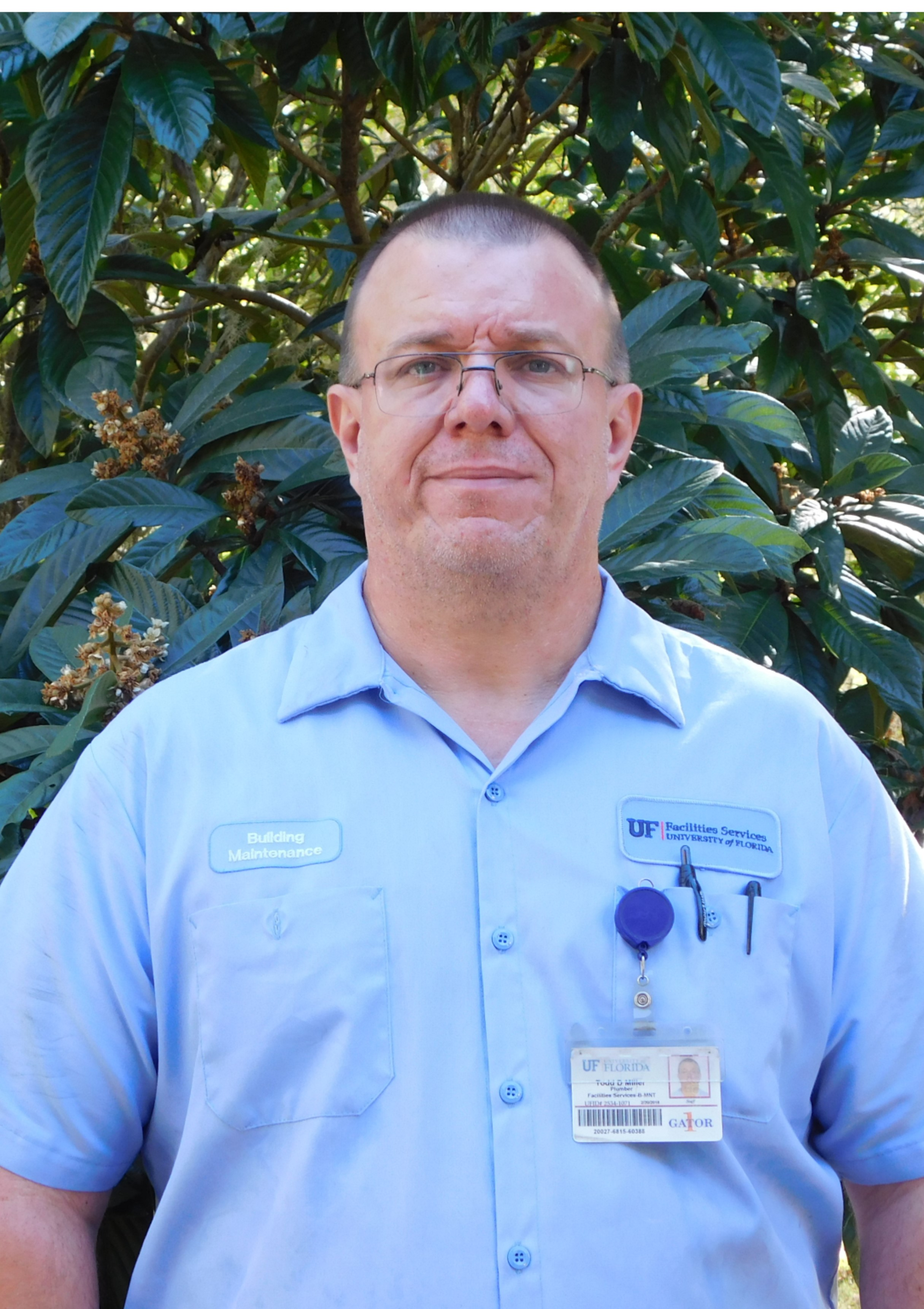 Image of Todd Miller